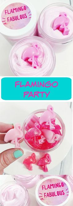 Flamingo party fever is hot right now. Cool off and add these adorable flamingo party favors to your next flamingle party. Birthday Favors, Wedding Party Favors, Unicorn Birthday Parties, Girl Birthday, Bridesmaid Proposal Box, Soap Favors, Flamingo Party, Get The Party Started, Strawberries And Cream