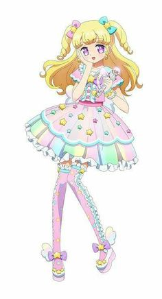 Yui-Pripara idol time