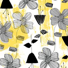 Bell-Flowers-yellow