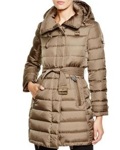 Burberry Brit Winterleigh Down Puffer Coat   Bloomingdale's