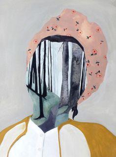 Buy Some Damn Art // art by Lindsay Stripling. incredible.