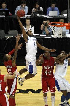 That one time when Darius Miller almost killed a man....