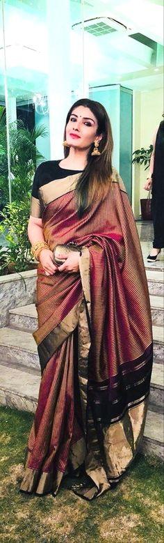 How to Select the Best Modern Saree for You? Sari Design, Indian Attire, Indian Ethnic Wear, Anarkali, Patiala Salwar, Lehenga Saree, Bollywood Saree, Bollywood Actress, Indian Dresses