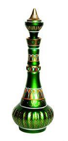 I dream of jeannie bottle. Evil sister. Jim Beam 1964 bottle