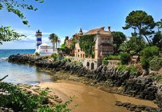 Cascais ~ Portugal (i've been here its so pretty!)