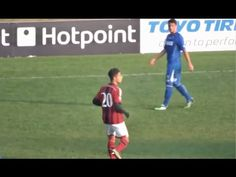 Hachim Mastour vs Sassuolo  (29/10/2014) ||HD1080p|| by |JM|