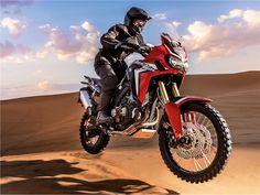 c9a426f394c Honda CRF1000L Africa Twin - versão MY16 confirmada para o final de 2015.  Andando De MotoMotos ...