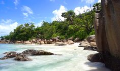 Anse Lazio - Praslin, Seychelles