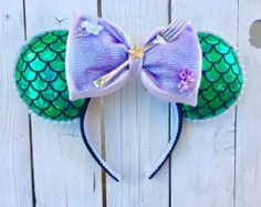 A Dream Is A Wish Cinderella Mickey/ Minnie Mouse Ears