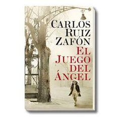 """Absorbente novela de la serie """"El Cementerio de los Libros Olvidados"""", tengo pendiente leer """"El prisionero del cielo"""" ;)"""