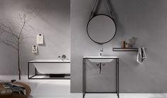 BETTELUX SHAPE freestanding bath with frame CPH £3999 | Bette