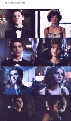 Bruce & Selina from Gotham. Look how much they have grown! But they're still babies. Gotham Series, Gotham Cast, Gotham Tv, Gotham Batman, Batman Robin, Tv Series, Dc Comics, Batman Comics, Batman Art