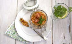 Bulgur-Minze Salat