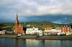 Largs, Scotland Where I spent most weekends and holidays.