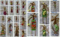 2015 год Козы по Восточному календарю Плетение из бумаги