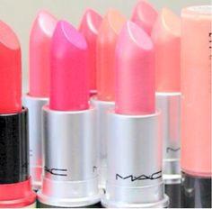M*A*C lipstick