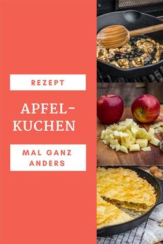 Covered apple pie from the smoker - The classic recipe among cakes: apple pie! And of course there are apple pie recipes like sand by t - Dutch Recipes, Apple Pie Recipes, Cake Recipes, Classic Cake, Classic Recipe, Grill Dessert, Brunch, Diy Food, Herbal Remedies