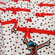 #caixatravesseiro #ladybug #festaladybug