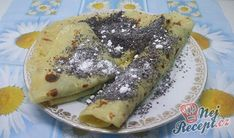 Crepes And Waffles, Main Meals, Sweet Recipes, Food And Drink, Favorite Recipes, Snacks, Dishes, Baking, Eat