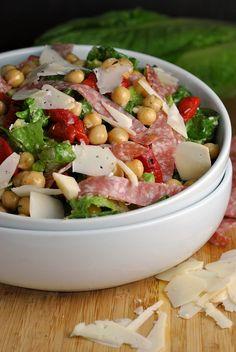 Italian Chopped Salad recipe (serves 4)