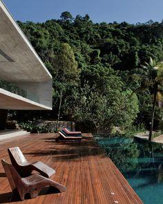 paraty house, rio de janeiro, brazil