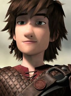 one more thing i like about httyd? they actually put lips on the male characters. thats something you dont see too often