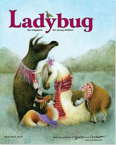 LADYBUG Magazine | Magazines for children - Magazine for kids