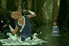 Avatar: The Last Airbender, Sokka, Katara Korra Avatar, Team Avatar, The Familiar Of Zero, Avatar Funny, Otaku, Avatar Series, Fire Nation, Fandoms, Zuko
