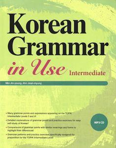 Korean Grammar In Use for Intermediate | KhmerSide