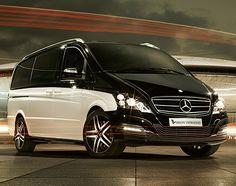 Mercedes Benz Viano Vision Diamond