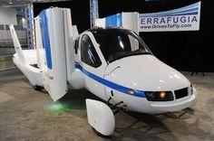 AMAZING - Flying Car !!