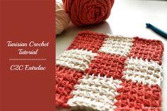 Crochet Pillow Patterns Free, Tunisian Crochet Patterns, C2c Crochet, Crochet Stitches, Crochet Baby, Lace Patterns, Chrochet, Clothes Patterns, Hand Crochet