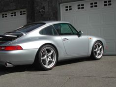 Polar silver w/ aftermarket wheels - Rennlist - Porsche Discussion Forums Aftermarket Wheels, Porsche 993, Dream Machine, Cars Motorcycles, Silver, Beauty, Autos, First Car, Cosmetology