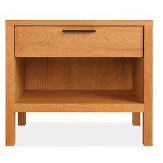 Room & Board - Mills 26w 20d 22h One-Drawer Nightstand