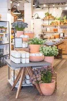 Spring at Magnolia Market: 2020 Flower Shop Decor, Flower Shop Design, Flower Shops, Floral Design, Casas Magnolia, Magnolia Market, Magnolia Store, Magnolia Farms, Magnolia Homes
