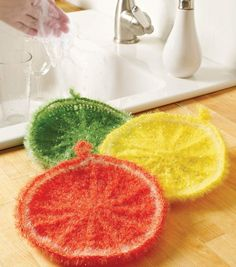 Splash Of Citrus Scrubby