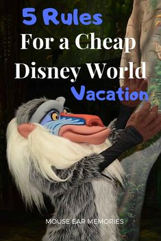 You can still do Disney on a Budget, AND enjoy it! These 5 rules for a Cheap Disney World Vacation can help you go on the trip of your dreams, despite your income. Disney World Hotels, Disney Destinations, Walt Disney World Vacations, Cheap Disney Vacation, Disney Money, Disney On A Budget, Disney Travel, Vacation Ideas, Vacation Spots