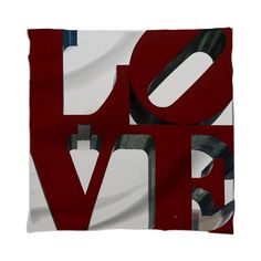 Love Philadelphia Sculpture Scarf from Print All Over Me #sold #printalloverme