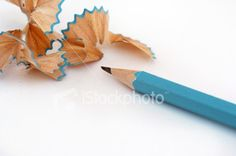I named my personal and professional development institute for the blue pencil of my past. www.bluepencilinstitute.com