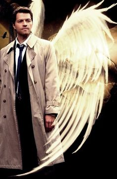 Misha Collins Castiel | Castiel . . . Misha Collins | Take my breath away...