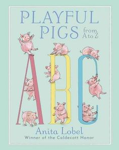 One golden morning, twenty-six pigs leave their pen, race along a country road, and find a field of letters, where they play all day until Zeke Pig falls asleep on a Z and they wearily return home by moonlight. (Grades: Prek-1) Call number: PZ7.L7794 Pl 2015