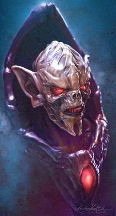 Hordak by MitchGrave —-x—- More:...
