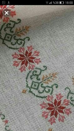 Cross Stitch Borders, Embroidery, Crochet, Crafts, Decor, Cross Stitch Love, Crochet Flowers, Cross Stitch Geometric, Crochet Curtains