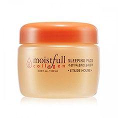 Etude House Moistfull Collagen Sleeping Pack 100 ml [Misc.]