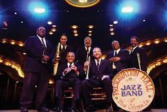 Preservation Hall Jazz Band, Rolling Stones, The Past, Concert, American, Music, Musica, Musik, Jazz Band