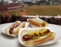 Hot diggity dog: A sign of spring to sink your teeth into
