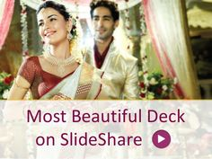 Here we present to you the most beautiful deck ever created on Slideshare. Why Most Beautiful? This deck contains 20 most popular bridal cultures of India, wha… August Bank Holiday, Holiday 2014, Love Problems, India Culture, Divorce Lawyers, Lets Do It, Bride Look, Love And Marriage, Big Day