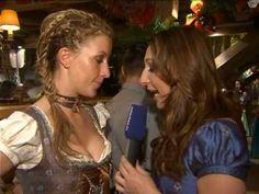 Charlotte Engelhardt + Alina Baumann @ Oktoberfest 2009