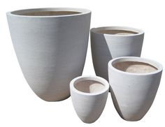 Lightweight Terrazzo Pots – Terrace Outdoor Living