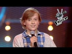 Sam - I See Fire (The Voice Kids 2015: The Blind Auditions)